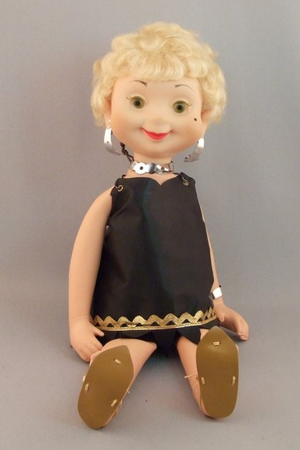 Fanny the Flapper Whimsie Doll