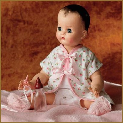 Ashton Drake Vintage Reproduction Doll